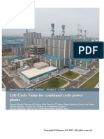Siemens Technical Paper Life Cycle Value for Combined Cycle Power Plants