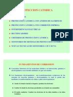 FUNDAMENTOS PROTECCION CATODICA