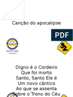 Cançao Do Apocalipse