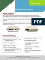 B2161+Ethernet+over+TDM+Protocol+Converter+Datasheet