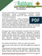 Buletin Jumat - Menata Shaf.doc