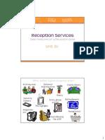 2c Reception Services