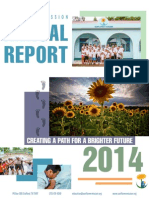 2014 Annual Report Pages