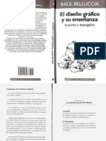Bellucia Raul - El Diseño Grafico Y Su Enseñanza Capitulo 2 y 3