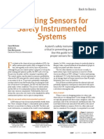 Safety Instrumented System, SIS, Risk, PFD