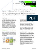 OutSystems - Platform Datasheet - Technical Overview