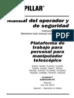 Manual de Operacion y Mantenimiento Th406c Gat