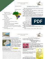 2014 Os Bilhetes de Tio João Aluno e Professor