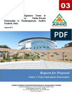 Signature Tower Vizag Project Information Memorandum