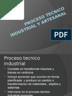 Proceso Industrial y Artesanal