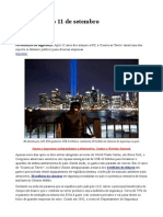 A indústria do 11 de setembro