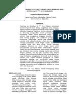 Sistem Informasi Penggajian Karyawan Berbasis Web
