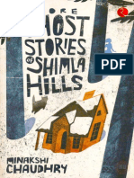 More Ghost Stories Of Shimla Hill by Minakhshi Chaudhry