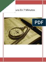La Cura en 7 Minutos PDF