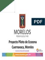 Plan Ecozona Cuernavaca