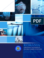Strategia Nationala de Competitivitate Iunie 2014