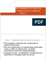SynapseIndia Feedback on Security Quality of Infrastructure Software Part 2