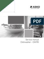ISE D243W Service Manual