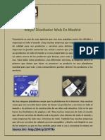 Mejor Diseñador Web En Madrid