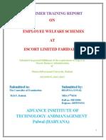 Bhawna Employee Welfare Schemes Eccorts