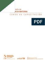 Consejería en LACTANCIA MATERNA Curso de Capacitación
