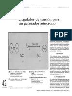 Regulador de Tension Para Un Generador Asincrono[1]