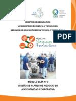 Módulo Guía 2 - Diseño de Planes de Negocio en Asociatividad Cooperativa