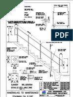 Handrailing for Maintenance Stairway Hong Kong Ic2103j
