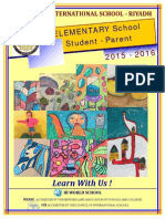 AIS-R ES StudentParentHandbook 2015-2016 - Final - Aug. 13, 2015