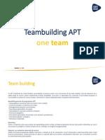 Teambuilding APT