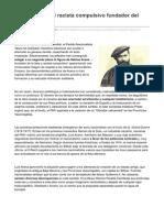 Los Hijos de Arana y Los Nazis. 1 Sabino Arana El Racista Compulsivo Fundador Del PNV