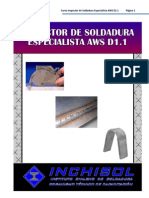 Curso Inspector Soldadura AWS