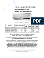 Manual MQIS-164036 2015 CP Inverter