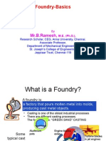 Foundry Process