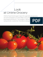 A Fresh Look at Online Grocery