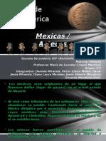 Historia Mexicas Posclásico Integración