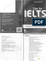 TIPS for IELTS by Sam McCarter [Anirudhshumi]