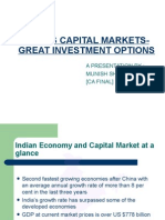 34 Indian Capital Markets Great Investment Options[2]