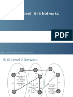 Multilevel is-Is Networks