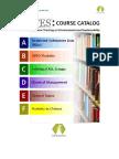 NOTES Online Training Catalog