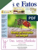 Jornal Atos e Fatos - Ed. 663 - 27-02-2010