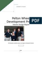 PW Interim Design Report R3-1