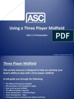 Three Player Midfield