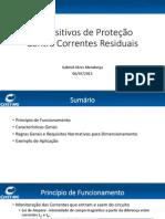 Slide Cefet - Disjunotor DR