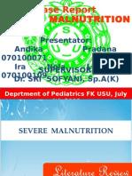 Severe Malnutrition