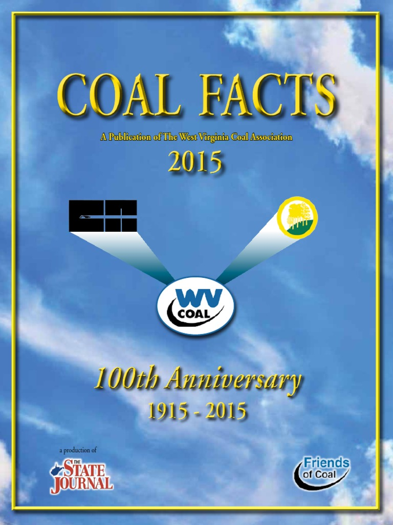 Coalfacts 2015final Low Res 7-23-15 | West Virginia | Coal Mining