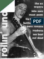 Rollin Under fanzine No 10