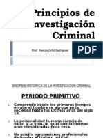 principios de investigacion