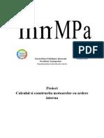 Proiect CCMAI 5 in linie