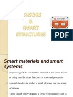 Smart Structures or Smart Materials
